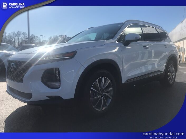 2020 Hyundai Santa Fe Limited High Point NC