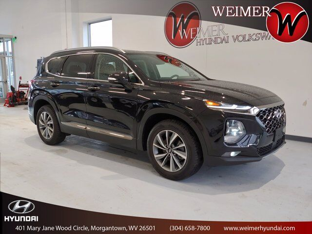 2020 Hyundai Santa Fe Limited Morgantown WV