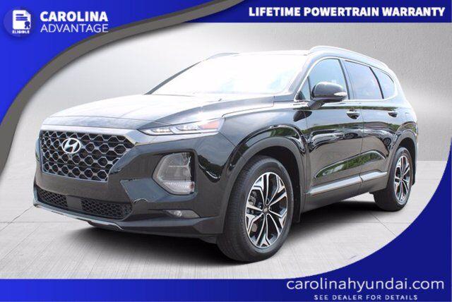 2020 Hyundai Santa Fe Limited Wilkesboro NC