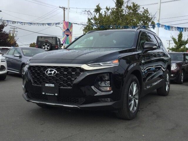 2020 Hyundai Santa Fe Preferred 2.4L w/Sun & Leather Package Victoria BC