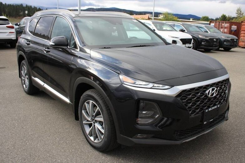 2020 Hyundai Santa Fe Preferred Kelowna BC