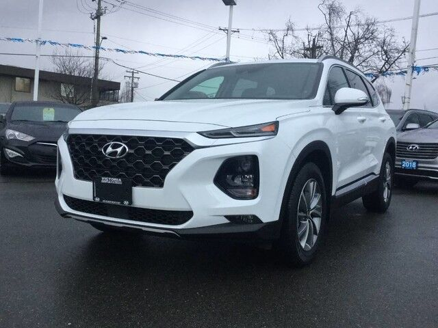 2020 Hyundai Santa Fe Preferred Victoria BC