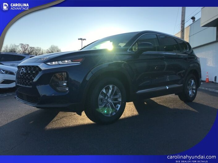 2020 Hyundai Santa Fe SE High Point NC