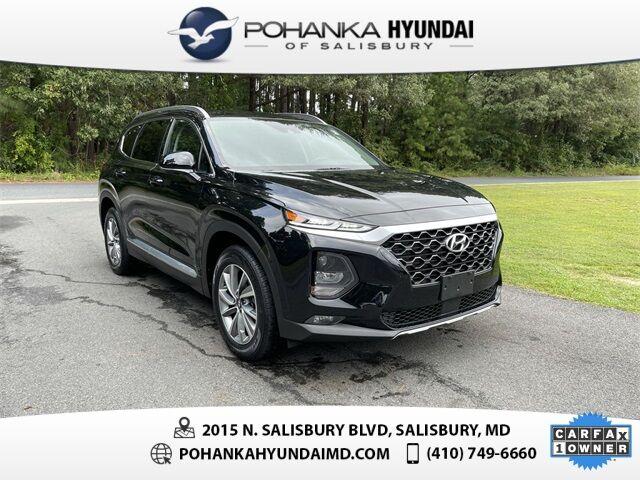 2020 Hyundai Santa Fe SEL 2.4 **ONE OWNER**CERTIFIED** Salisbury MD
