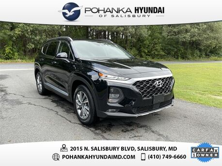2020_Hyundai_Santa Fe_SEL 2.4 **ONE OWNER**CERTIFIED**_ Salisbury MD