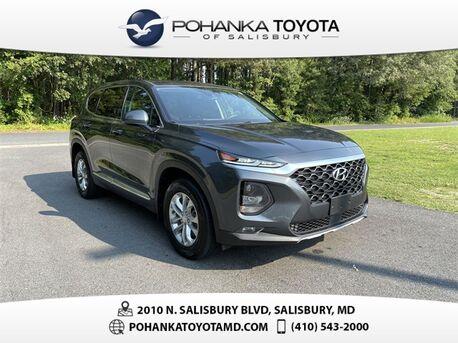 2020_Hyundai_Santa Fe_SEL 2.4_ Salisbury MD