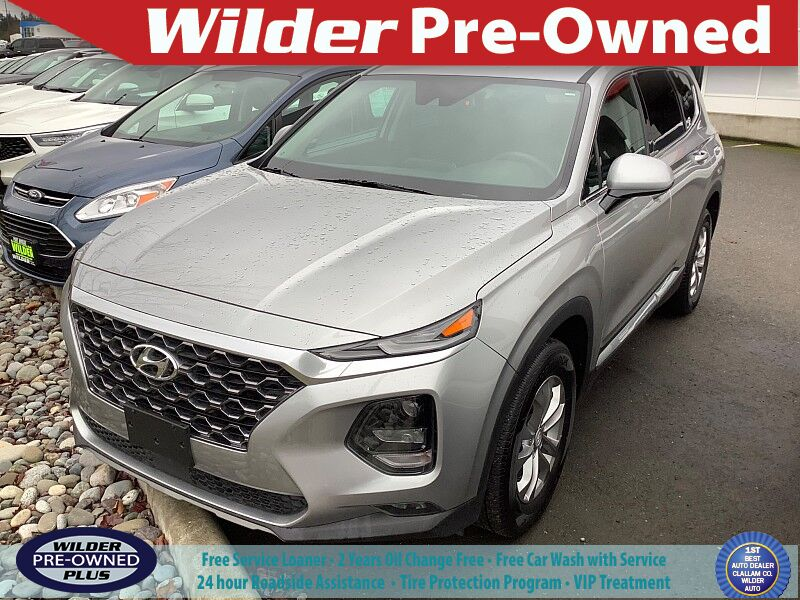 2020 Hyundai Santa Fe SEL Port Angeles WA