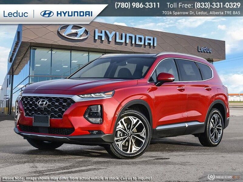 2020 Hyundai Santa Fe Ultimate