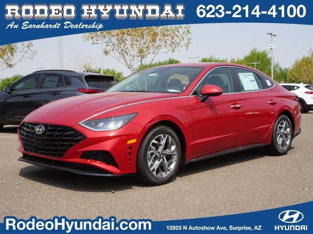 2020 Hyundai Sonata 4d Sedan SEL Surprise AZ