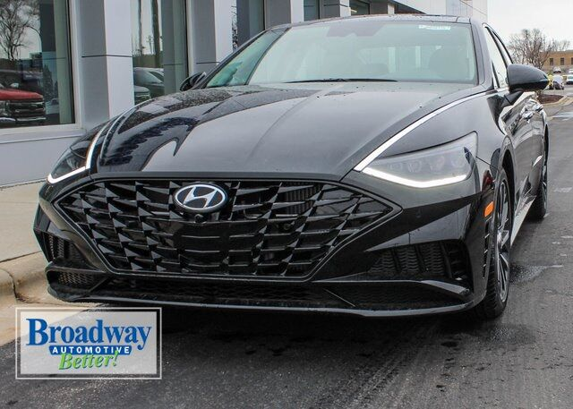 2020 Hyundai Sonata Limited Green Bay WI