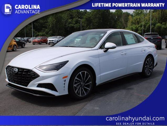 2020 Hyundai Sonata Limited High Point NC