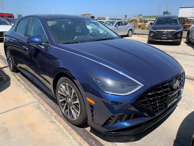 2020 Hyundai Sonata Limited National City CA