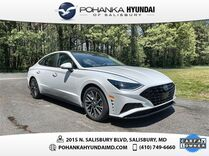 2020 Hyundai Sonata Limited **ONE OWNER**CERTIFIED**