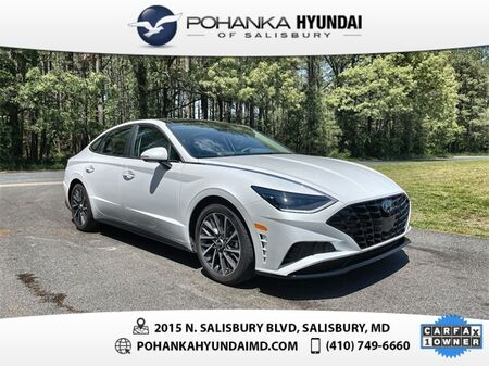 2020_Hyundai_Sonata_Limited **ONE OWNER**CERTIFIED**_ Salisbury MD