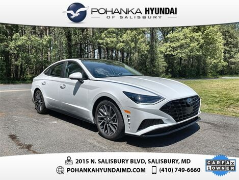 2020_Hyundai_Sonata_Limited **ONE OWNER**CERTIFIED**_ Salisbury MD