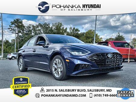 2020_Hyundai_Sonata_SEL **ONE OWNER**_ Salisbury MD