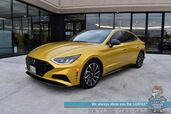 2020 Hyundai Sonata SEL Plus / Auto Start / Heated Seats / Bose Speakers / Navigation / Panoramic Sunroof / Adaptive Cruise / Lane Departure & Blind Spot Alert / Bluetooth / Back Up Camera / 36 MPG / Only 9k Miles / 1-Owner