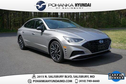 2020_Hyundai_Sonata_SEL Plus **ONE OWNER**CERTIFIED**_ Salisbury MD