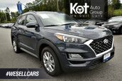 2020 Hyundai TUCSON PREFERRED! PANORAMIC SUNROOF! LEATHER! ONLY 6,100 KMS! RARE UNIT