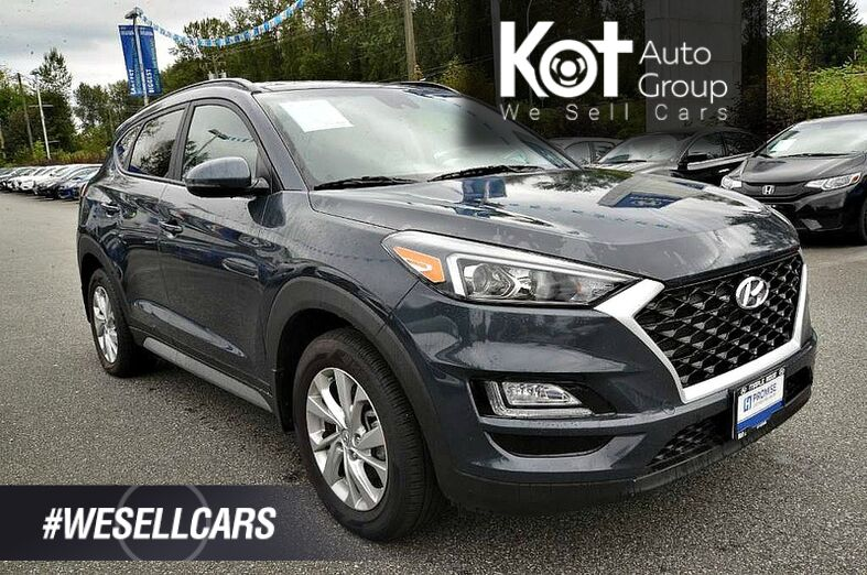 2020 Hyundai TUCSON PREFERRED! PANORAMIC SUNROOF! LEATHER! ONLY 6,100 KMS! RARE UNIT Kelowna BC