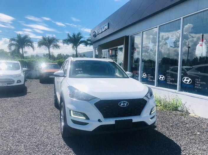 2020 Hyundai TUCSON TLE 2.0L PETROL 2WD 6-Speed Automatic Transmission 2.0L GAS 2WD 6SP AT Vaitele
