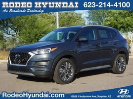 2020_Hyundai_Tucson_4d SUV FWD SEL_ Phoenix AZ