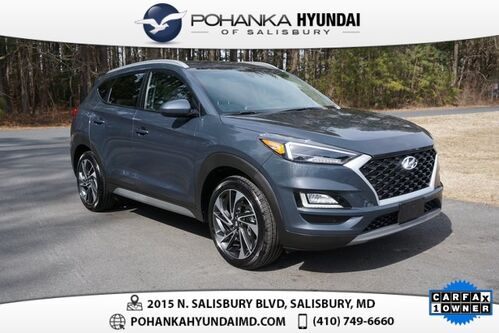 2020_Hyundai_Tucson_Limited **ONE OWNER**CERTIFIED**_ Salisbury MD