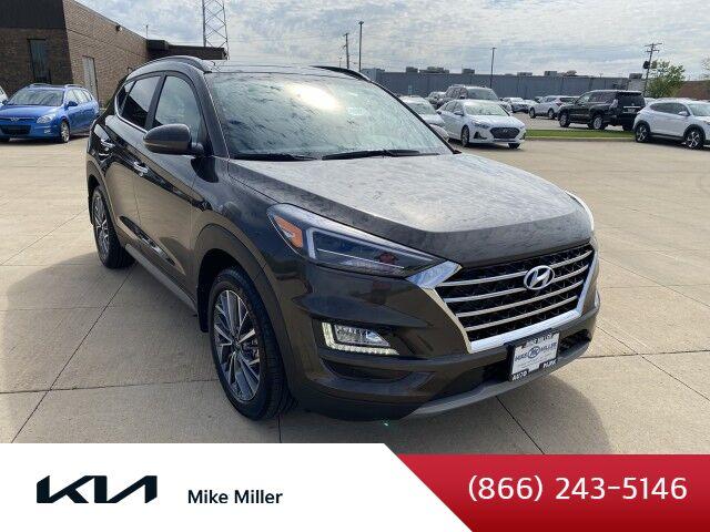 2020 Hyundai Tucson Limited Peoria IL