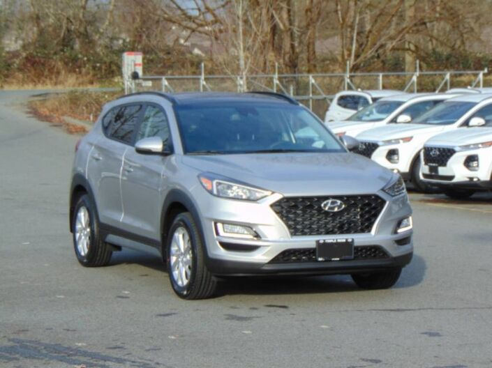 2020 Hyundai Tucson Preferred AWD w/Sun & Leather Package Maple Ridge BC