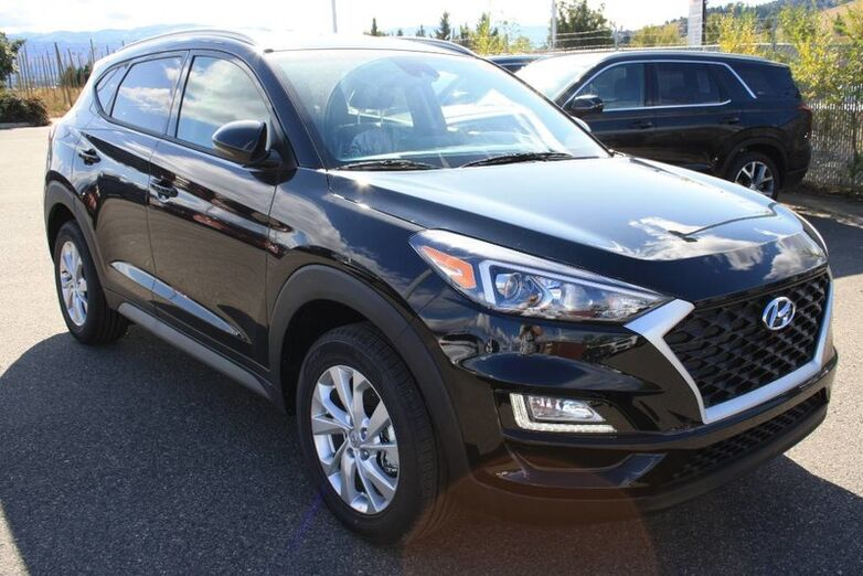 2020 Hyundai Tucson Preferred Kelowna BC