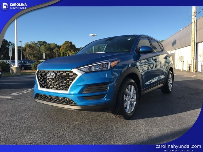 2020 Hyundai Tucson SE High Point NC
