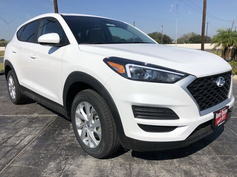 2020_Hyundai_Tucson_SE_ McAllen TX