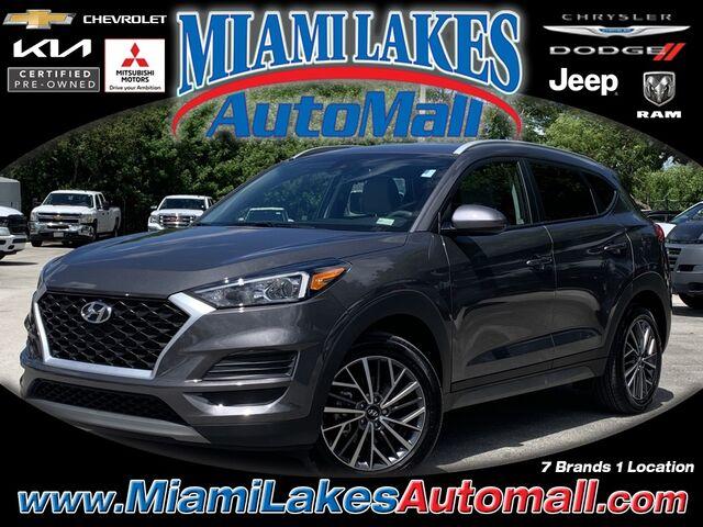 2020 Hyundai Tucson SEL Miami Lakes FL