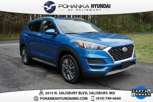 2020_Hyundai_Tucson_SEL **ONE OWNER**CERTIFIED**_ Salisbury MD