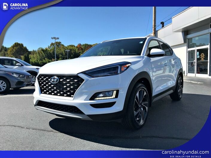 2020 Hyundai Tucson Sport High Point NC