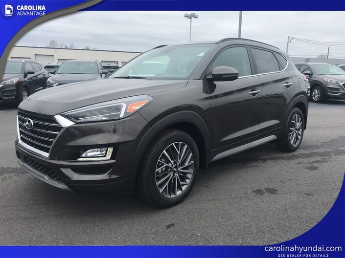 2020 Hyundai Tucson Ultimate High Point NC
