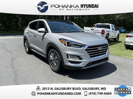 2020_Hyundai_Tucson_Ultimate **ONE OWNER**CERTIFIED**_ Salisbury MD