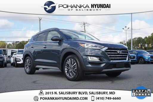 2020_Hyundai_Tucson_Ultimate **ONE OWNER**HYUNDAI CERTIFIED**_ Salisbury MD