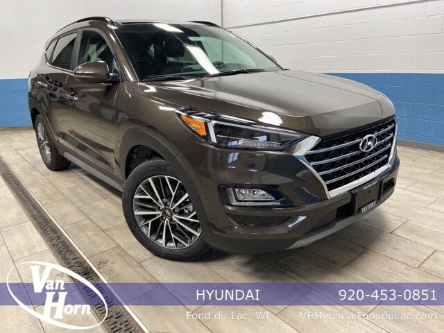2020 Hyundai Tucson Ultimate Plymouth WI
