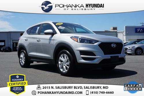 2020_Hyundai_Tucson_Value **ONE OWNER**_ Salisbury MD