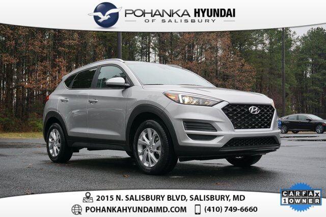 2020 Hyundai Tucson Value **ONE OWNER**CERTIFIED** Salisbury MD