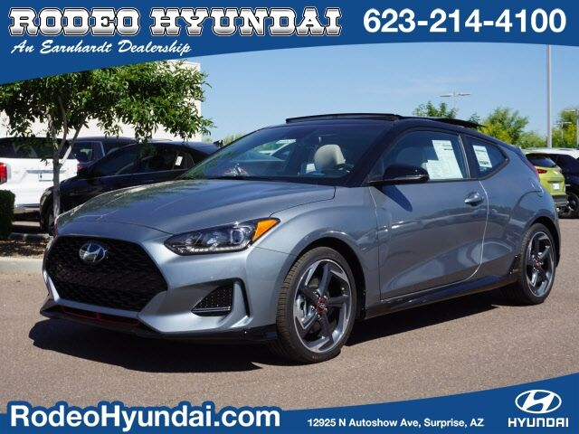 2020 Hyundai Veloster 3d Hatchback 1.6L Turbo Ultimate Surprise AZ