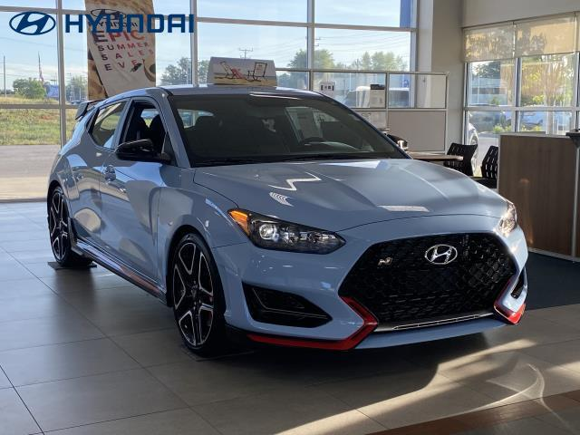 2020 Hyundai Veloster Manual