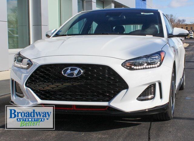 2020 Hyundai Veloster Turbo Green Bay WI