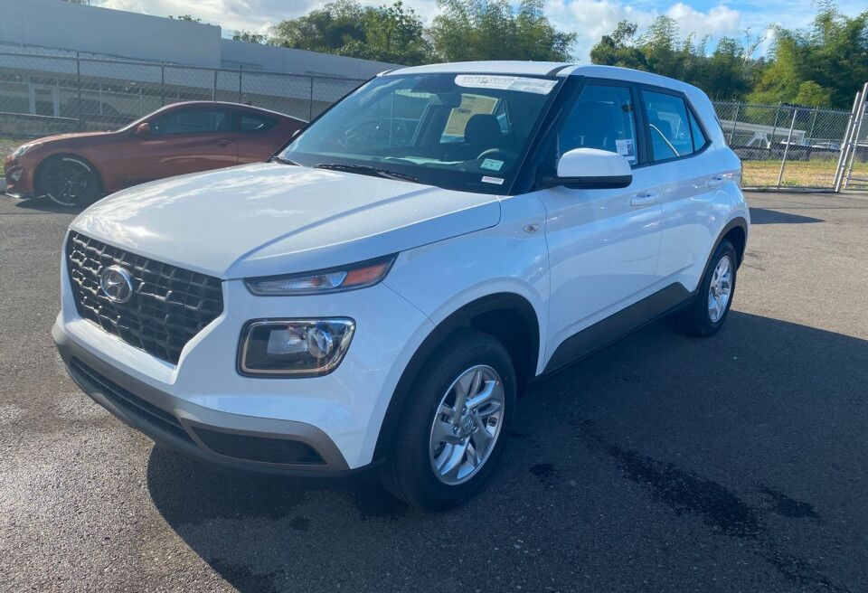 2020 Hyundai Venue SE Manual