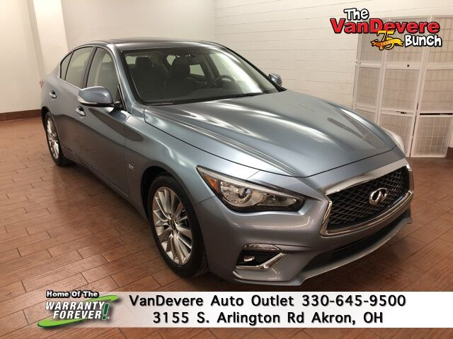 2020 INFINITI Q50 3.0t LUXE Akron OH