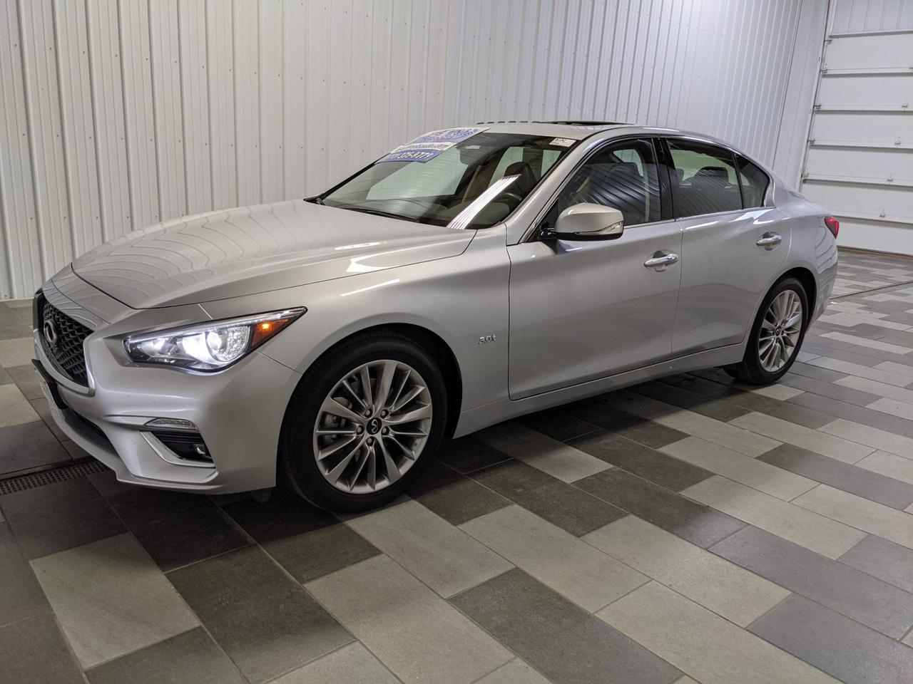 2020 INFINITI Q50 3.0t LUXE Duncansville PA