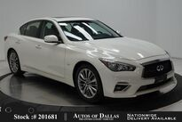 INFINITI Q50 3.0t LUXE SUNROOF,KEY-GO,17IN WHLS 2020