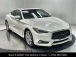 2020 INFINITI Q60 3.0t LUXE CAM,SUNROOF,KEY-GO,18IN WLS