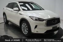 INFINITI QX50 LUXE NAV,CAM,SUNROOF,HTD STS,BLIND SPOT,19IN WLS 2020